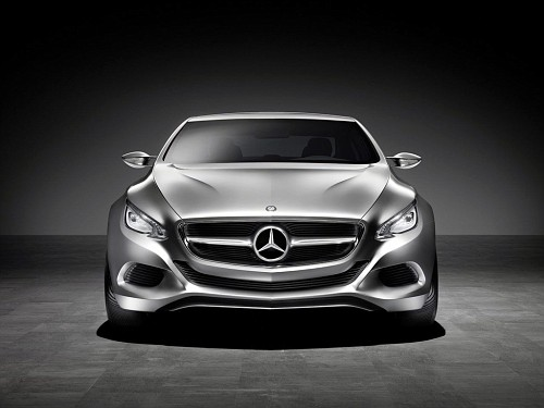 Mercedes F800 Style 100